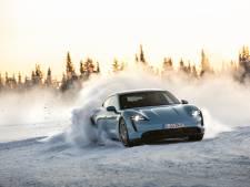 Poolexpeditie met de elektrische Porsche Taycan 4S