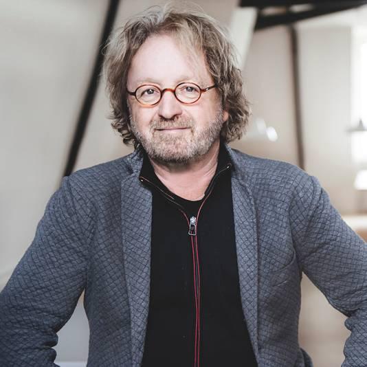Dj, producent en programmamaker Harry de Winter
