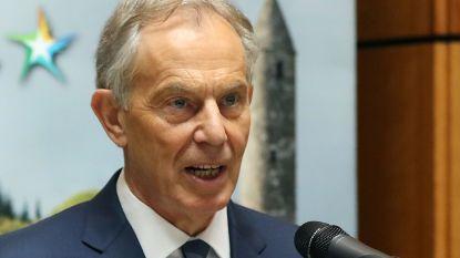 """Compleet verzinsel"": Blair ontkent Trump te hebben ingelicht over Britse spionage"