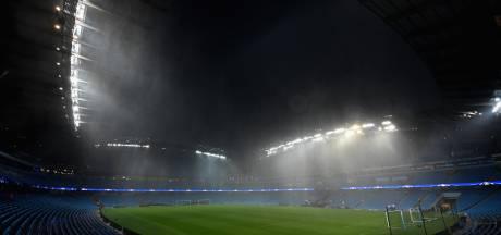 City gebruikt regenwater op stadion voor kampioensbier