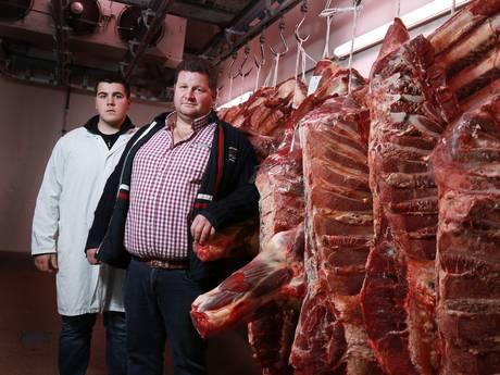 Twee miljoen kilo vlees van Willy Selten gevoerd aan dieren