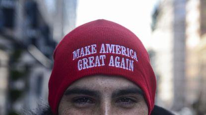 Trump neemt patent op campagneslogan voor 2020: 'Keep America Great'