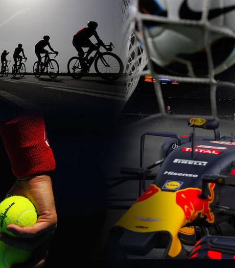 Sport Vandaag: Confed Cup, eerste training Ajax en Tourpresentatie