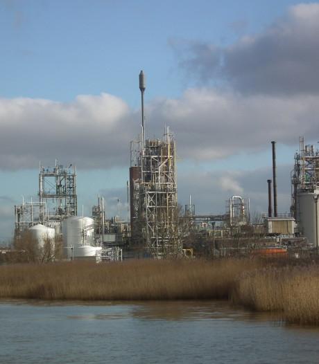 Chemours strijdt tegen strengere milieuvergunning
