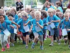Kids rennen in Gorssel recordbedrag bij elkaar