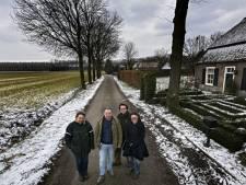 Buurt baalt van 'nutteloze weg' tussen Dierdonk en Bakel