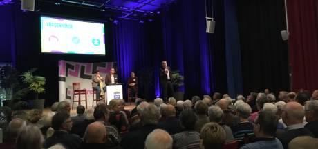 Scherpenzelers hebben geen vertrouwen in fusie met Barneveld: 'Ik maak me zorgen over de eigenheid van het dorp'