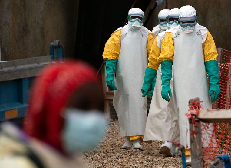 Ebola duikt een tweede keer op. Dit keer in Congo.