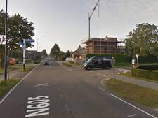 Kruising op de weg van Uden naar Boekel vier dagen afgesloten
