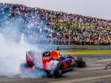 Smeuïge soap rond Dutch Grand Prix