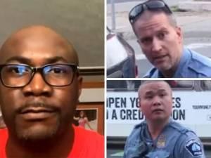 Le frère de George Floyd réclame la peine de mort pour les 4 policiers