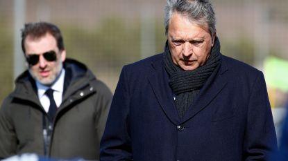 FT België. Van Holsbeeck is nu spelersmakelaar - Naamsverandering voor Beerschot-Wilrijk? - Nog altijd geen akkoord over vergoeding assistent-refs