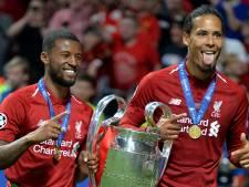 Van Dijk strijdt met Messi en Ronaldo om prestigieuze UEFA-prijs