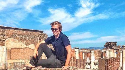 """Commotie rond Belgische reisblogger die vakantiefoto maakte in Pompeï: """"Die doodsbedreigingen doen me pijn"""""""