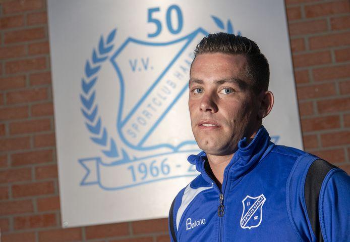 Gijs Radstake keerde deze zomer terug bij 'zijn' Sportclub Haarlo.