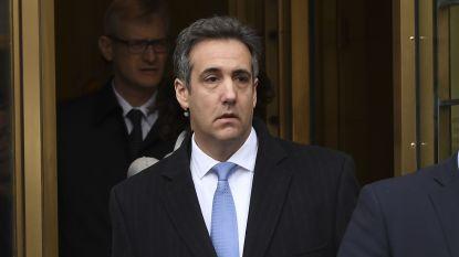 3 jaar cel voor ex-advocaat van Donald Trump