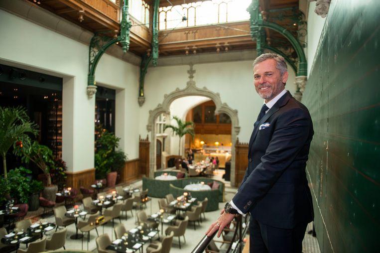 Restaurant Fiera in de Handelsbeurs, Jan Jacobs.