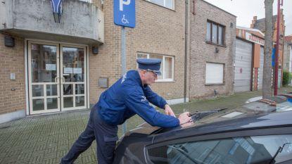 Meer boetes voor parkeren op mindervalidenplaatsen
