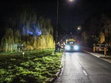 Man gewond die zwaar onder invloed in kliko in Oosterbeek kruipt