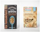 Eat Natural Nutty Granola en Granola Spelt & Gepofte Haver