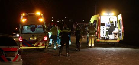 Meerdere gewonden door koolmonoxidevergiftiging in woonboot Rutten
