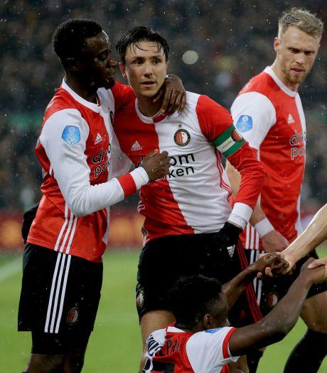 Feyenoord vergroot crisis dolend PSV door hattrick Berghuis