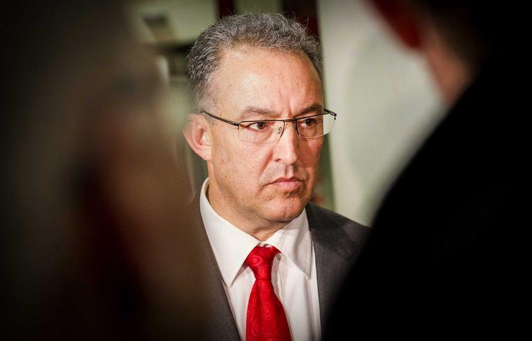 Burgemeester van Rotterdam Ahmed Aboutaleb. Beeld anp