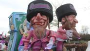 """Unia: """"Aalsterse carnavalsgroep heeft geen wetten overtreden met praalwagen"""""""