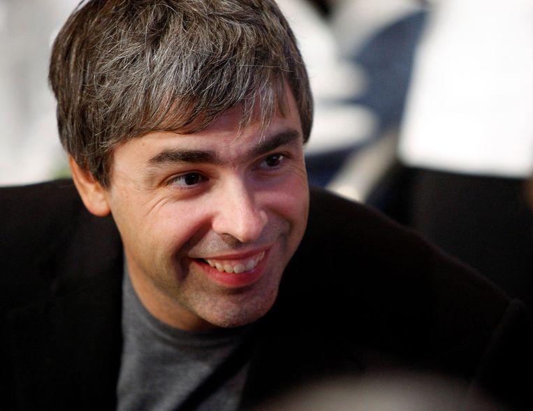 'Larry Page wist wat er aan de hand was'. Beeld REUTERS