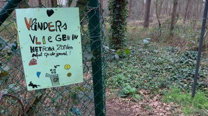 Bijzondere tekeningenactie om afval langs bosweggetjes tegen te gaan