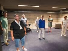 Ameezingkoor heeft eindelijk onderdak: 'Verschrikkelijk om maanden niet samen te zingen'