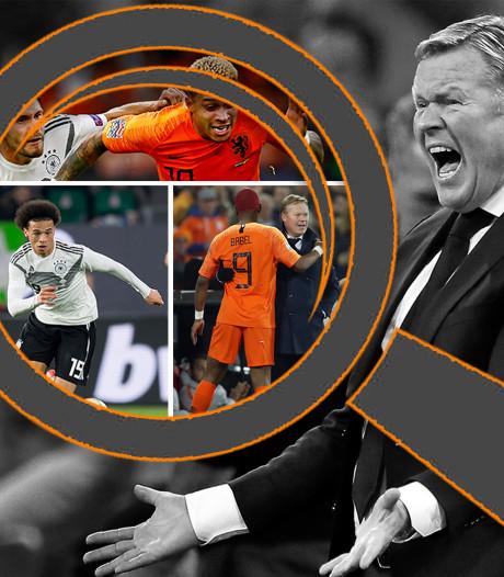 Nederland en Duitsland onder het vergrootglas: Oranje licht favoriet