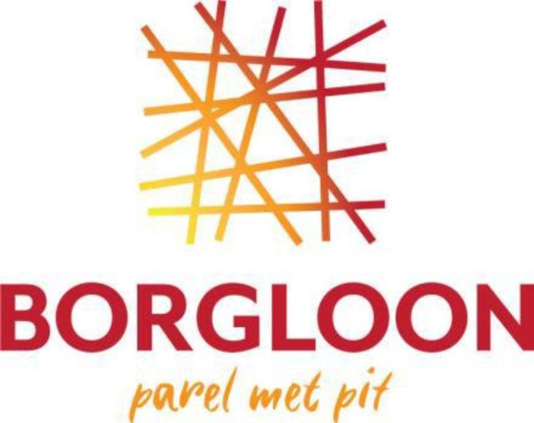 Er werd bewust gekozen voor een modern logo, zonder afbreuk te doen aan de geschiedenis van Borgloon.