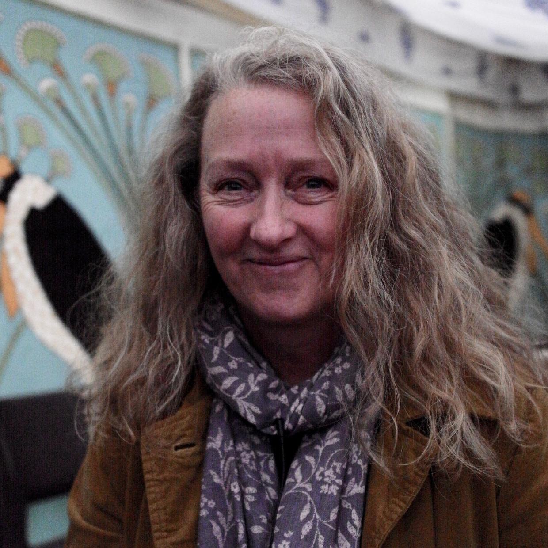 Raynor Winn: 'Er zijn zoveel zorgen en angsten die wij als mensen delen' Beeld