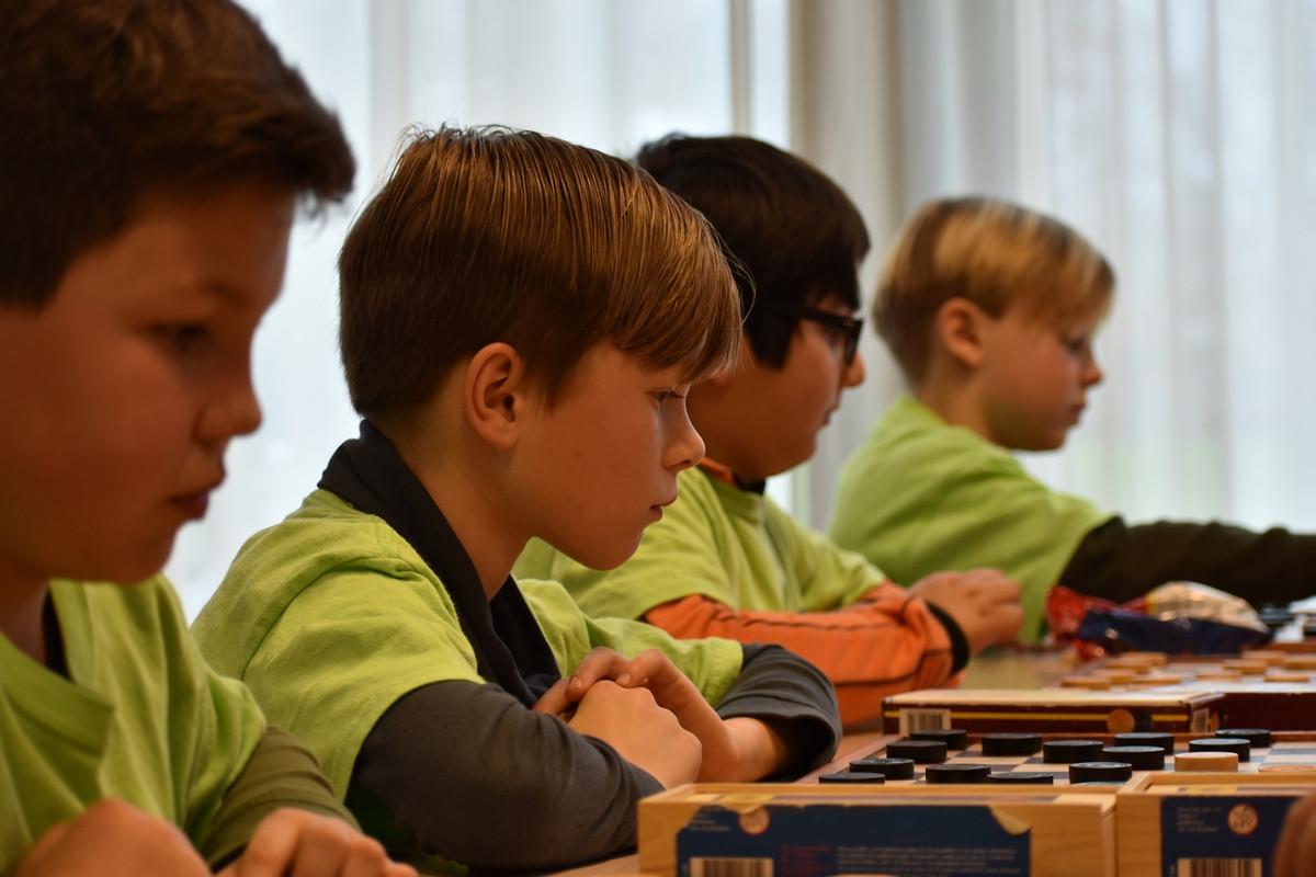 Leerlingen tot en met groep 6 doen mee.