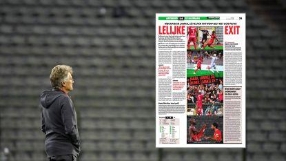 """Bölöni: """"Hebben onszelf in de voet geschoten"""", Lamkel Zé in selectie voor Zulte Waregem"""