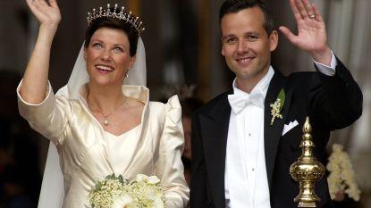 Ex-man van Noorse prinses Märtha Louise stapt uit het leven