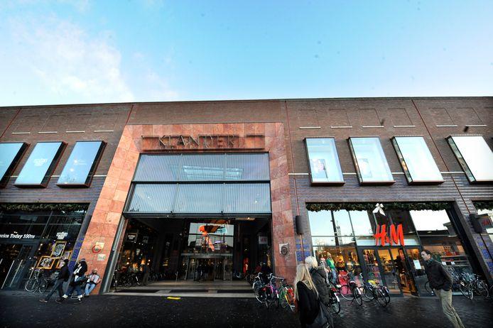 Winkelcentrum De Klanderij in Enschede.
