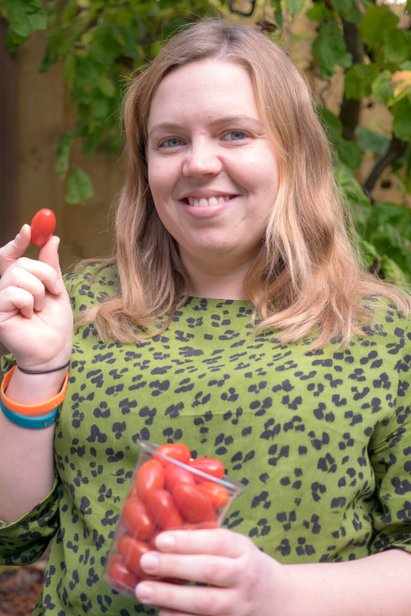 Amersfoortse Mariska Hoosbeek na een maand in het Stoptoberhuis: 'Dat hoestje is nu echt verdwenen'