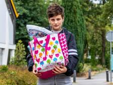 Eerste vakantiebaantje valt Jim (13) zwaar: fiets gestolen