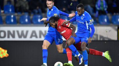 Mazzu-time in de Luminus Arena: Berge redt in extremis een punt voor Genk tegen Antwerp