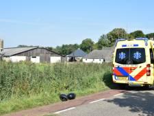 Motor belandt in water tussen Breukelen en Maarssen