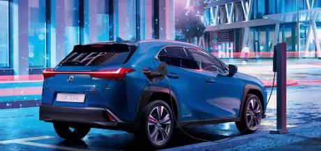 UX 300e Electric: de eerste Lexus zónder verbrandingsmotor komt in 2020