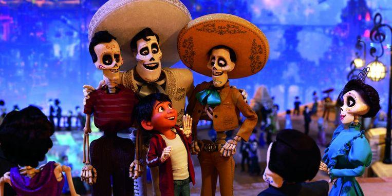 Coco Beeld Pixar
