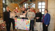 Foorkramers schenken 1.000 euro aan Kinderopvang
