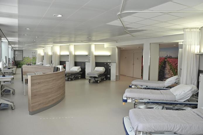 De nieuwe afdeling Dagopname in het Bravis Ziekenhuis in Roosendaal.