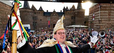 Broos Swinkels prins in Helmond: pas de eerste 'Bavaria-Briek'