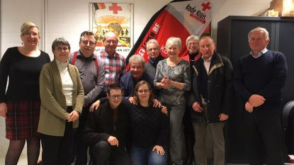 Nieuw bestuur voor Rode Kruisafdeling