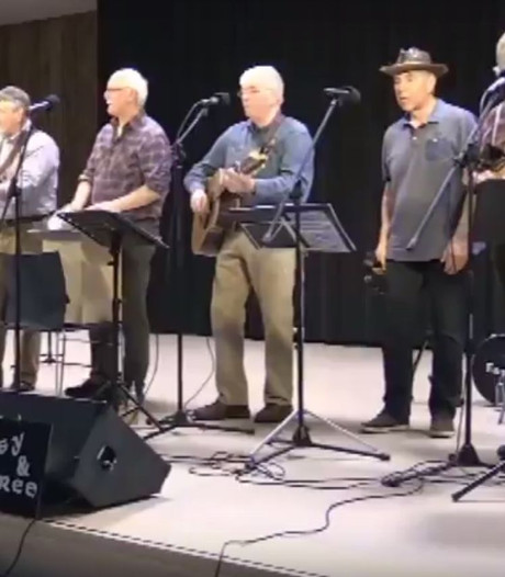 Folkgroep Giethoorn naar Travemunde