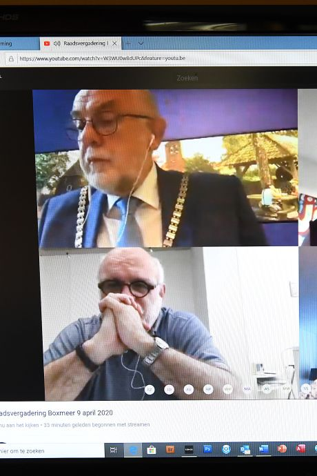 De digitale klap op de stap richting herindeling Land van Cuijk: in alle opzichten historisch